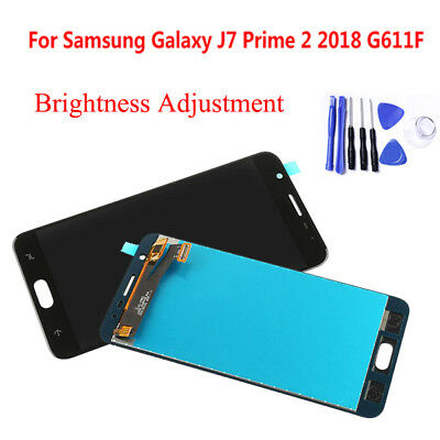 Genuine LCD Display Touch Screen Digitizer For Samsung Galaxy J7 Prime 2 G611F