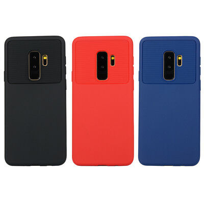 For Samsung Galaxy S8 S9 Plus Note 8 Note 9 Ultra Slim Protective TPU Case Cover