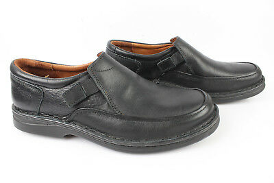 Derby shoes WALKING Circles Black Leather T 43 > 42 MINT