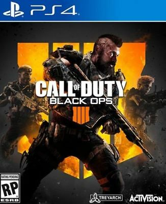 Call Of Duty Black Ops 4 Ps4 ((DigitalGame)) Primary