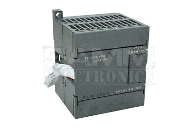 Siemens 6Gk7243-1Ex01-0Xe0 Communications Processor Cp 243-1 F - Reconditioned
