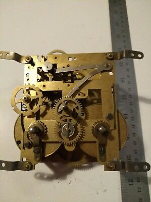 Nice Vintage Clock Movement, Spares/Repair - For the Clockmaker