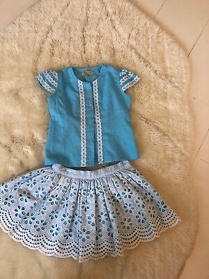 Romany Spainsh Outfit Age 4