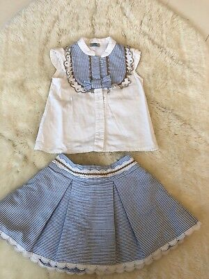 Romany Spanish Outfit Age 4