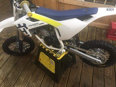 Husqvarna TC50 2017 Model Very Clean  many new parts