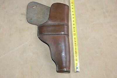 ETUI pour PISTOLET MAB 7,65   LEATHER HOLSTER for MAB Pistol 7,65 mm