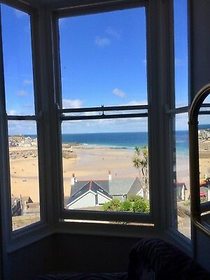 St Ives Cornwall Holiday home rental Sleeps 8 Hot Tub & Parking