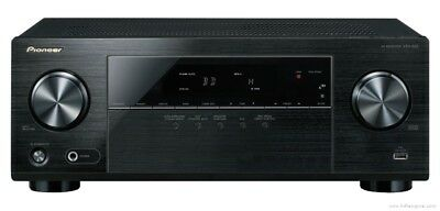 Pioneer VSX-329 5.1-channel AV Receiver with Dolby TrueHD, DTS-HD HDMI 4K Read