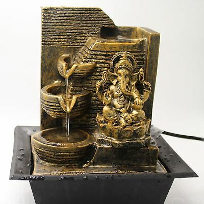 Ganesh Waterfall Fountain  Indoor Home Decor Item
