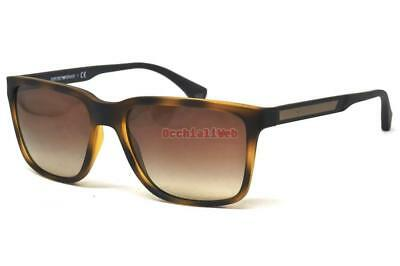 EMPORIO ARMANI MEN S EA4047-535431 Black Square Sunglasses -  50.00 ... a164615903