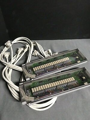 HP Agilent 34908A 40 Channel Single-Ended Multiplexer Module Fully Wired!