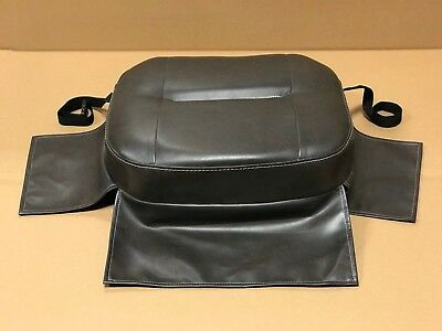 Rv Camper Barber Shop Beauty Salon Child Kids Chair Booster Seat Cushion Strap