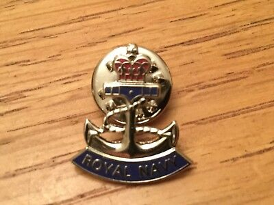 ARMED FORCES VETERAN POPPY MOD BRITISH ARMY POLICE UDR pin badge Royal Navy