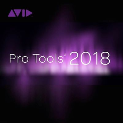 Avid Pro Tools 12.8.3 2018.7 2018.10 Perpetual Institutional License Activation