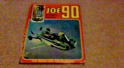Gerry Anderson's JOE 90 STORY BOOK ANNUAL 1st Century 21 UK ONLY H/B 1969