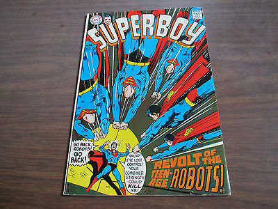Beautiful  Vf/nm (9.0) Superboy #155    Apr  1969