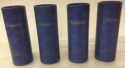 Avon Mesmerize Body Talc Pure Enchantment 3.5 Oz. New Old Stock 1996 Lot Of 4