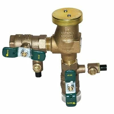 3/4 in. Bronze Pressure Vacuum Breaker by Watts Model #800M4-QT