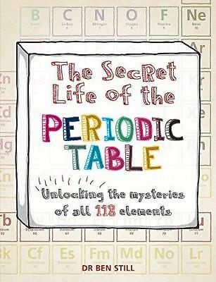 The Secret Life of the Periodic Table by Dr. Ben Still