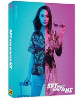 """"""" The Spy Who Dumped Me """"  Blu-ray  1,000 NUMBERED"""