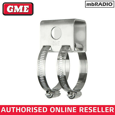 Gme Mb038 Heavy Duty Bull Bar Antenna Mounting Bracket..