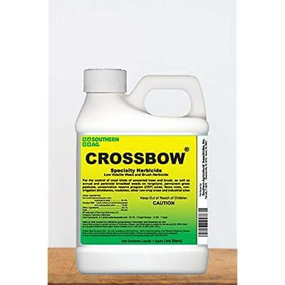 Crossbow Weed Killers Specialty Herbicide 2 4 D & Triclopyr Brush Killer, 32oz -