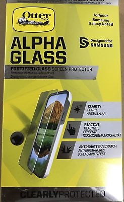 Otterbox Alpha Glass Screen Protector  for Samsung Galaxy Note 8