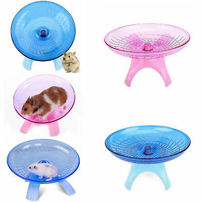Small Animals Pet Wheel Toys Hamster Running Exercise Roller Gerbil Mouse 18cm