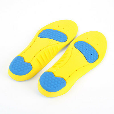 Unisex Shock-absorbing Sports Insole Slow-motion Inner Soft Running Shoe-pad