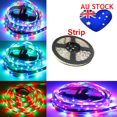5-50M RGB SMD 3528 300LED Strip lights Christmas Car Home Decoration DC 12V AU