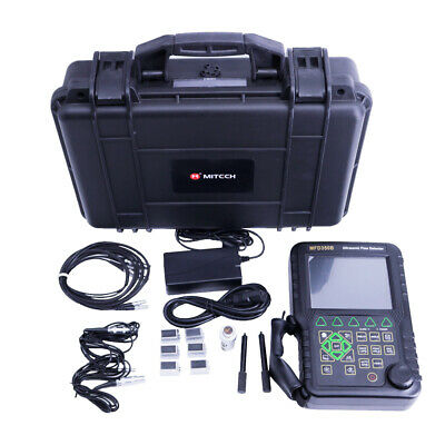 New Handheld Ultrasonic Flaw Detector MFD350B NDT with Extra Probes and Cable