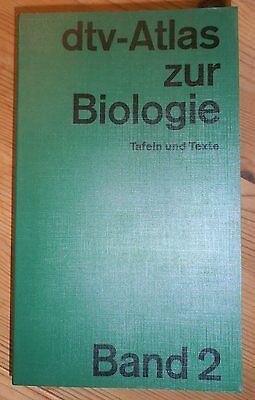 dtv-Atlas zur Biologie Band 2