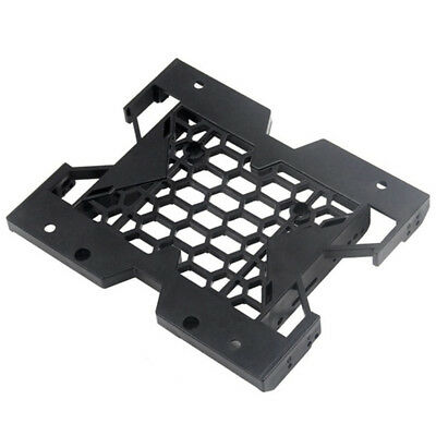 "5.25"" To 3.5"" 2.5"" Case Hard Drive Tray Bracket Mounting HDD Adapter SSD Bay AU"
