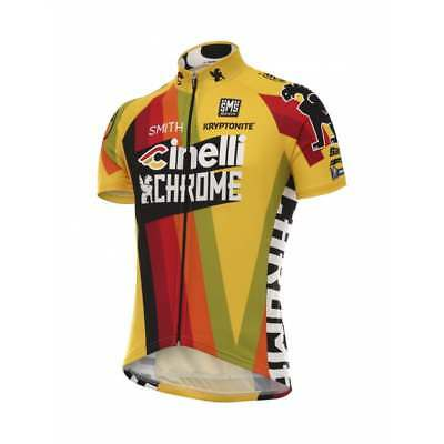 91bf9023830a Maglia Santini Team Cinelli Chrome 2017 Nuovo Procycling Point Ciclismo MTB
