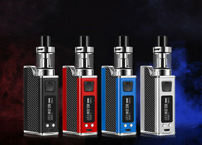 150W LED Tank Vape Electronic Vape E Mod Cigarettes Mini Starter w/ Battery Set