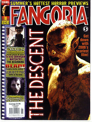 Fangoria #254 (2006, 84 pages, full colour) new condition