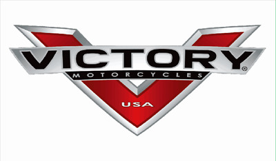 VICTORY MOTORCYCLE LOGO  3' x 5' FLAG/BANNER-FREE SHIPPING