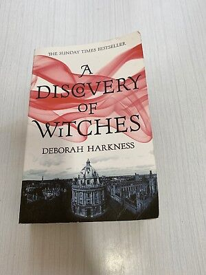 A Discovery of Witches by Deborah E. Harkness (Paperback, 2011) First