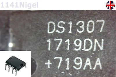 5PCS IC DS1307Z SOP8 RTC SERIAL 512K I2C Real-Time Clock new