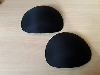 1x Pair Of Reclaimed Bra Cups Padding Foam