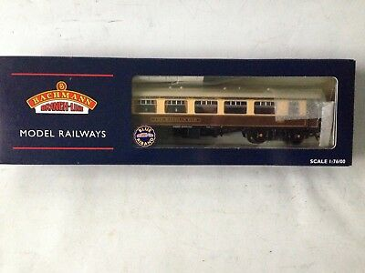 Bachmann 39-320 BR MK1 BSP Pullman Coach Bar Second The Hadrian Bar With Lights