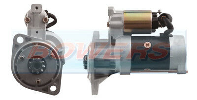 BRAND NEW STARTER MOTOR 12V 9TOOTH DRIVE 2.0k C/W THERMO KING ISUZU APPLICATIONS