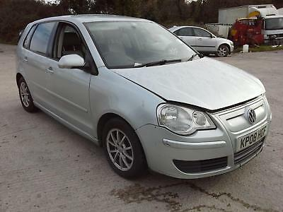 2008 Volkswagen Polo 1.4TDI BlueMotion SPARES OR REPAIR