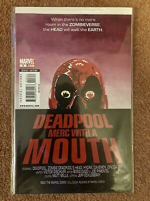 Deadpool: Merc With A Mouth #3 Marvel Comics