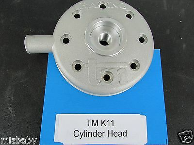 TM 100 c  K11 head new ICA requirements kart racing part