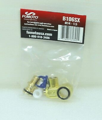 Fumoto B106SX 360 Degree Rotatable Motorcycle Quick Oil Drain Valve M14-1.5