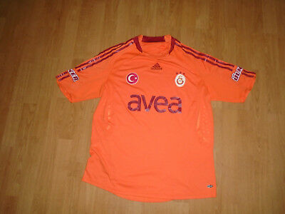 Galatasary away shirt size large, very good condition, adidas, UK FREEPOST!