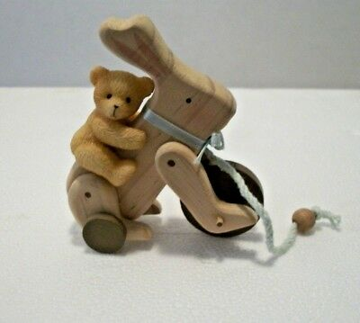 """Toy, """"Everyone Needs An Occasional Hug"""" Boxed Cherished Teddies by ENESCO"""