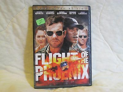 The Flight of the Phoenix (DVD, 2006 Widescreen) Movie Drama PG-13 Free Shipping