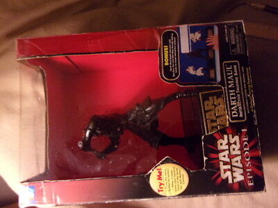 "STAR WARS Darth Maul ""Interactive Talking Bank"""